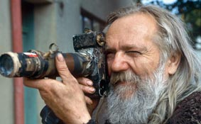 Miroslav Tichy photographer